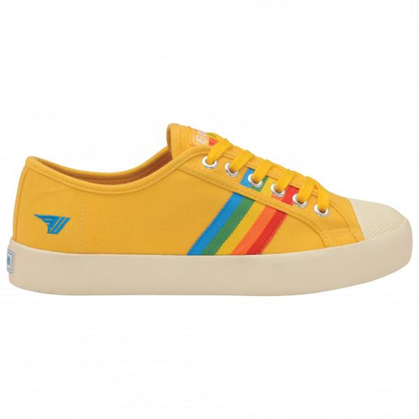 Gola - Womens Gola Coaster Rainbow - Sneakers Size 36  Orange/sand