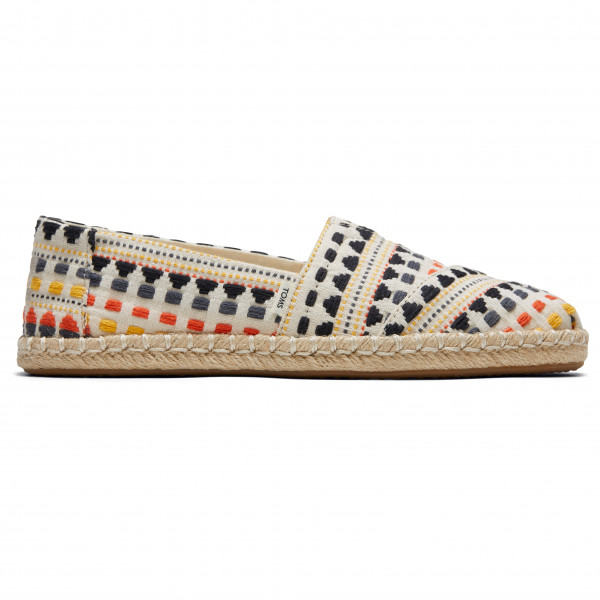Toms - Womens Alpargata Rope - Sneakers Size 6 5  Sand