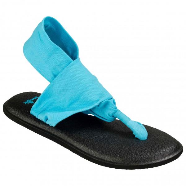 Sanuk - Women´s Yoga Sling 2 Sandalen Gr 9 türkis Sale Angebote Lutzketal
