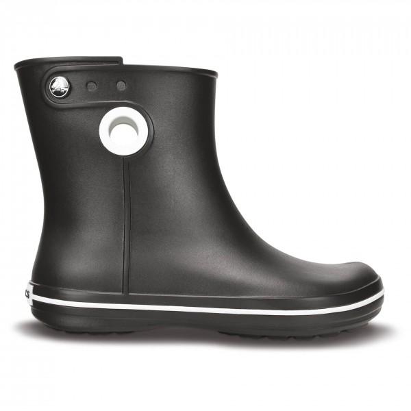 Crocs - Women´s Jaunt Shorty Boot Gummistiefel Gr W7 schwarz/grau