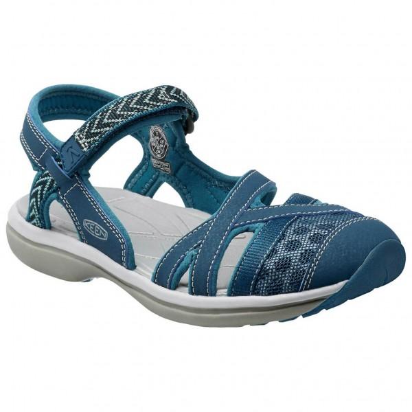 Keen - Women´s Sage Ankle Sandalen Gr 10;11;6;6,5;7;7,5;9,5 rosa/rot;grau/türkis