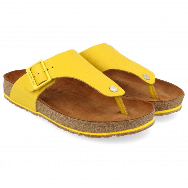 Haflinger - Womens Conny - Sandals Size 36  Brown/orange