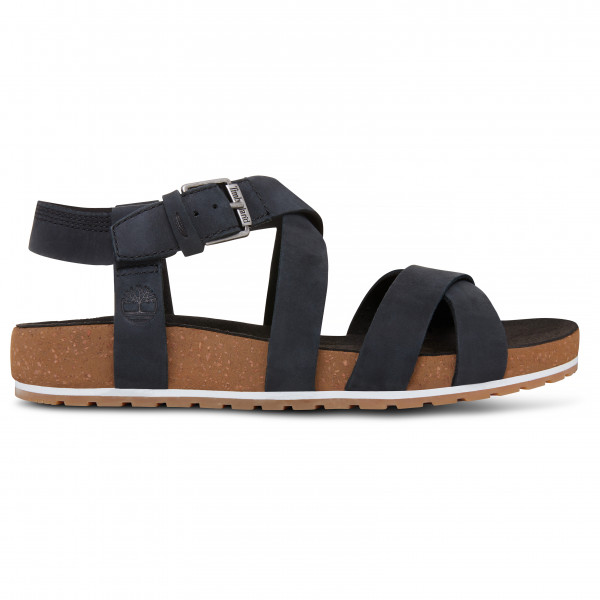 Timberland - Womens Malibu Waves Ankle Strap Sandal - Sandals Size 9  Black/brown