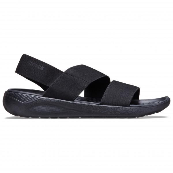 Crocs - Women's Literide Stretch Sandal - Sandalen, zwart