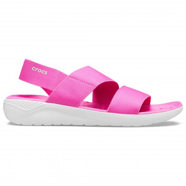 Crocs - Women's Literide Stretch Sandal - Sandalen, roze