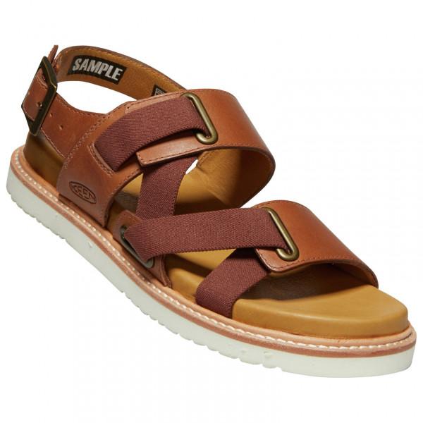 Keen - Womens Lana Z-strap Sandal - Sandals Size 8  Brown/red