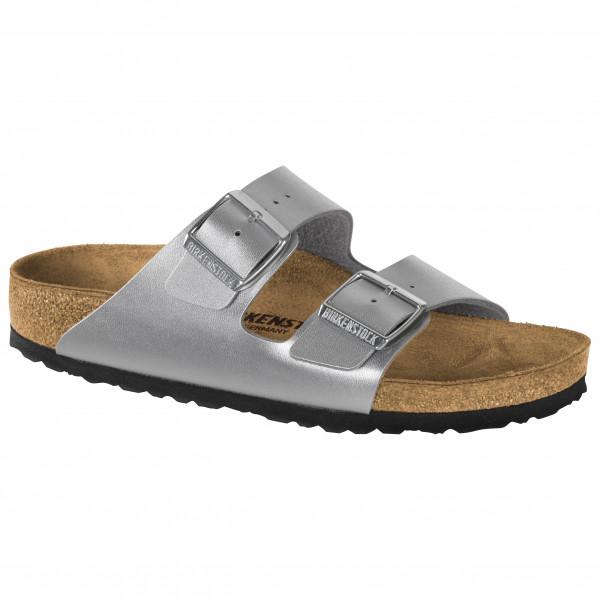 Birkenstock - Womens Arizona Bf 9 - Sandals Size 41 - Schmal  Grey/brown
