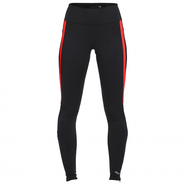 Saucony Omni LX Tight Joggingbroek maat XL zwart