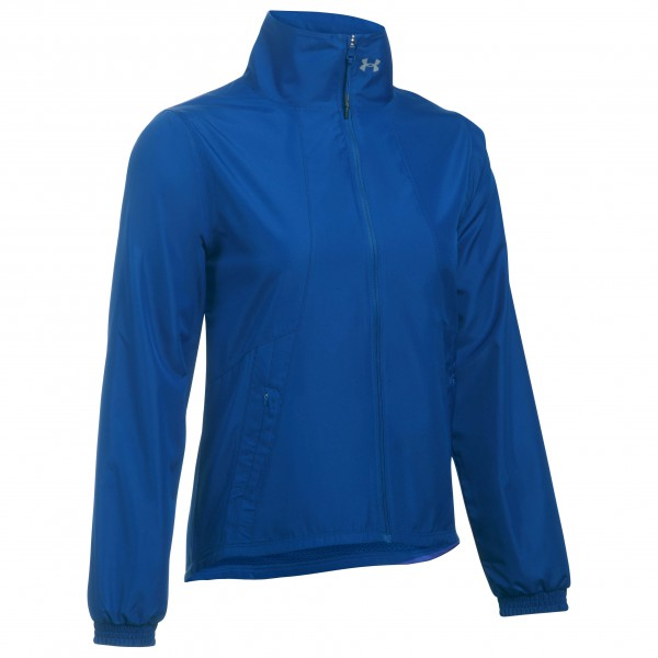 Under Armour - Women´s UA International Jacket Laufjacke Gr S;XS blau;schwarz Sale Angebote Drieschnitz-Kahsel