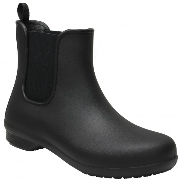 Crocs - Women's Crocs Freesail Chelsea Boot - Gummistiefel US W6 | EU 36-37 schwarz 204630-060-W6