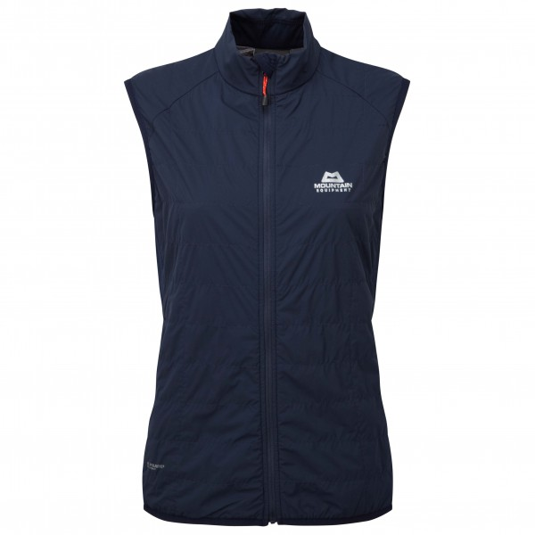 Mountain Equipment - Women's Switch Vest - Fleeceweste Gr 8 schwarz/blau
