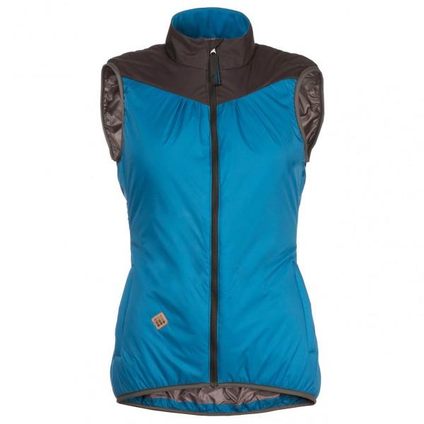 Triple2 - Women's Duunsool Vest - Kunstfaserweste Gr L blau/schwarz