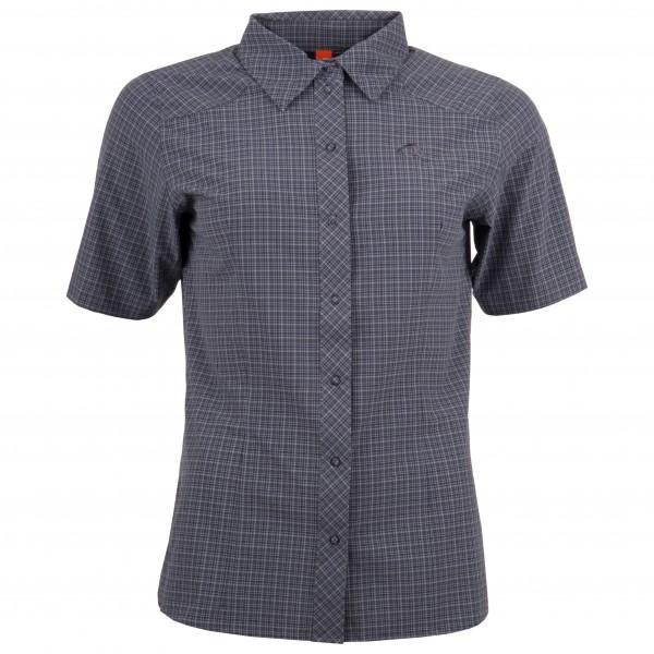 Tatonka - Women's Jonne S/S-Shirt - Bluse Gr 38 grau/schwarz