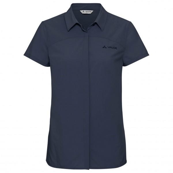 Vaude - Women's Skomer Shirt II - Bluse Gr 34;36;38;40 rot/rosa;schwarz/blau 40888