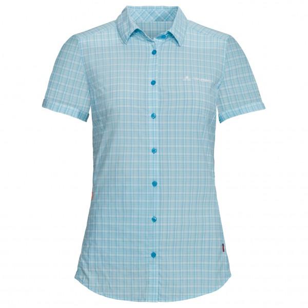 Vaude - Women's Seiland Shirt II - Bluse Gr 34;36;38;40;42;44;46 beige/rosa;grau;rot 41315