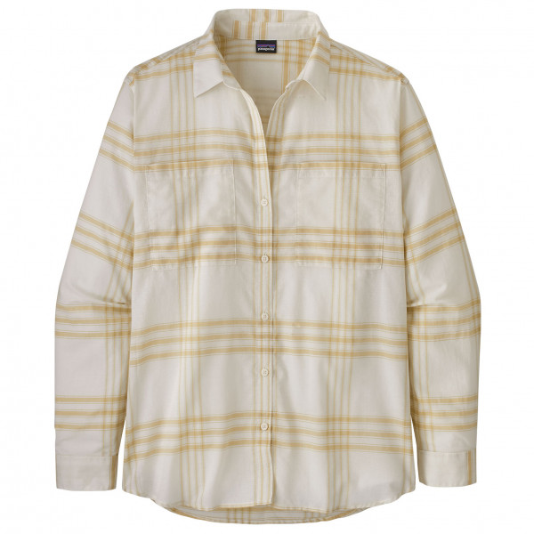 Patagonia - Women's LW A/C Buttondown - Bluse Gr L;M;S;XL;XS grau 54296