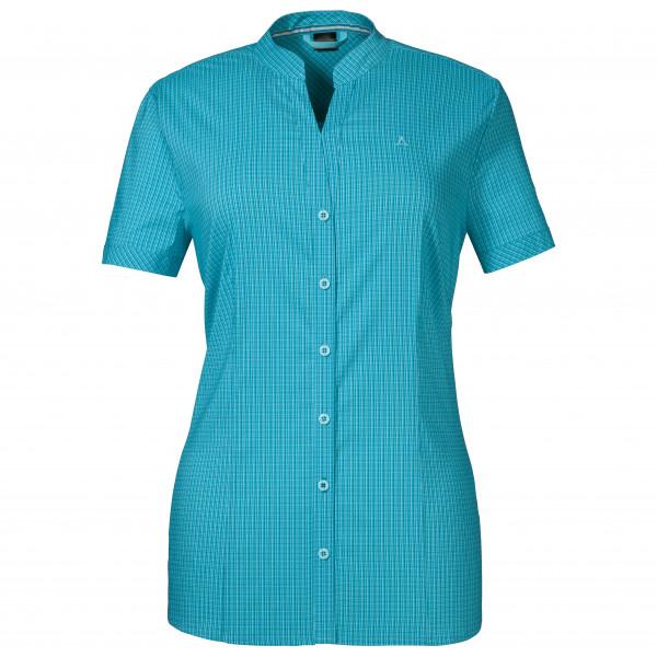 #Schöffel – Women's Blouse Mumbai3 Short – Bluse Gr 38 türkis#