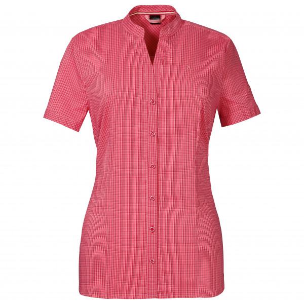 *Schöffel – Women's Blouse Mumbai3 Short – Bluse Gr 48 rosa/rot*