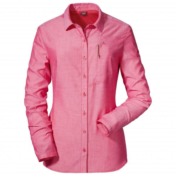 #Schöffel – Women's Blouse Sardinien3 – Bluse Gr 46 rosa#