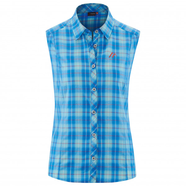 Maier Sports - Womens Paloma - Blouse Size 46  Blue/turquoise