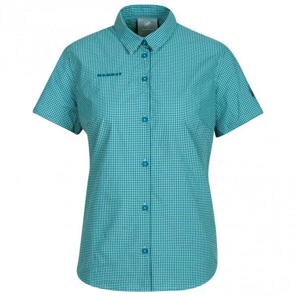 Mammut - Women's Aada Shirt - Bluse Gr L;M;S;XL;XS;XXL türkis;grau;rot 1015-00591