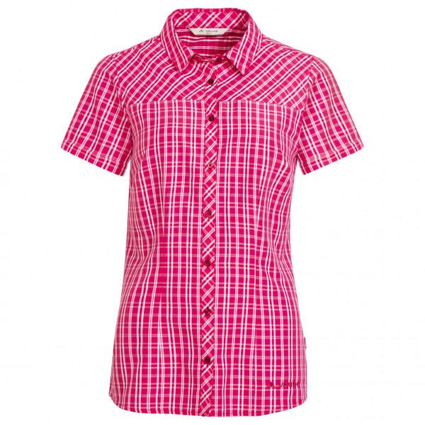 Vaude - Women's Tacun Shirt II - Bluse Gr 34;36;38;40;42;44;48 blau;rosa 42229