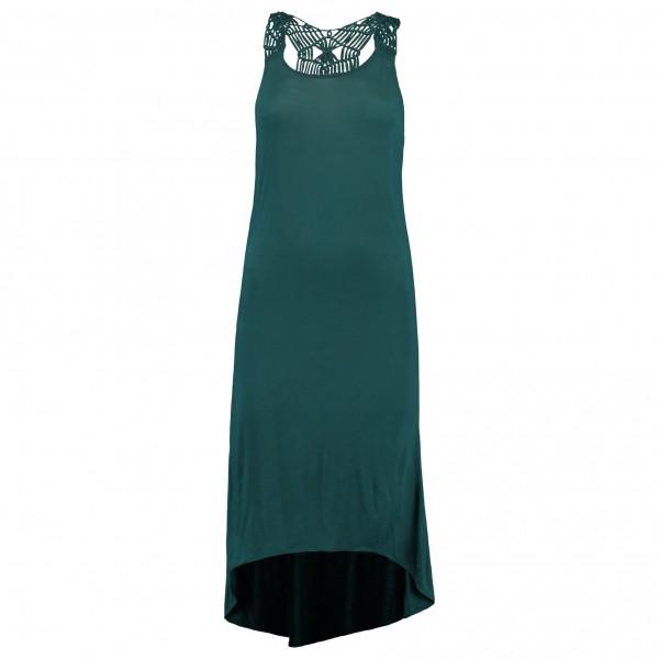 O´Neill - Women´s Braided Back Jersey Dress Kleid Gr M türkis/schwarz