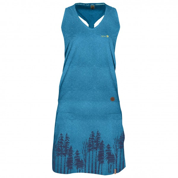 ABK - Women's Pungens Dress - Kleid Gr S blau