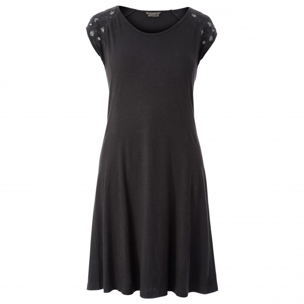 royal robbins - women's flynn scoop neck dress - jurk maat s, zwart