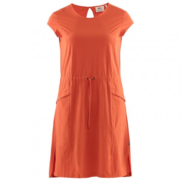 #Fjällräven – Women's High Coast Lite Dress – Kleid Gr XS rot/orange#