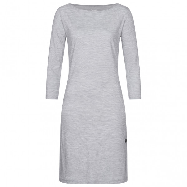 #SuperNatural – Women's Dress Barb – Kleid Gr S grau#