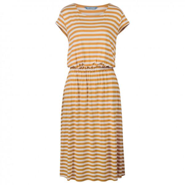 Finside - Womens Mekko - Dress Size 34  Sand/orange