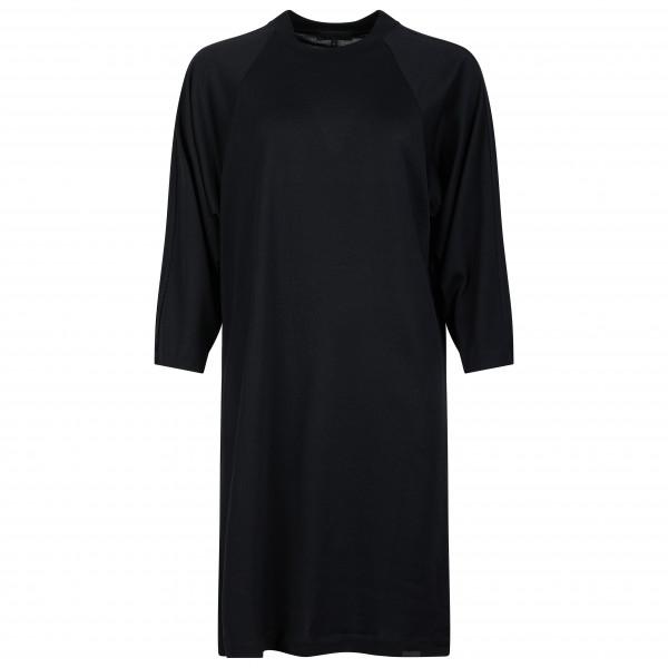 Icebreaker - Womens Momentum L/s Zip Hood - Wool Jacket Size S  Black
