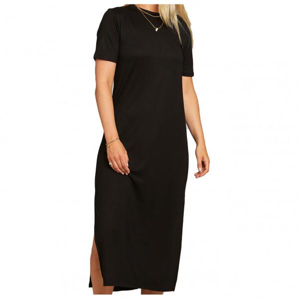 DEDICATED - Women's Long T-Shirt Dress Ronneby - Kleid Gr S grau 18562