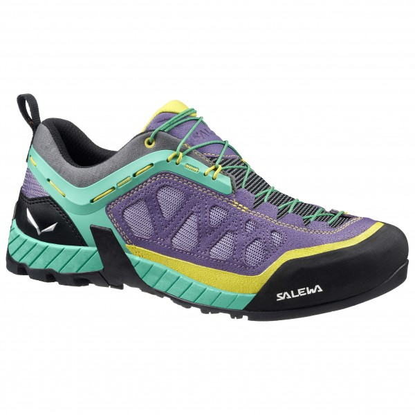 Salewa - Women's MTN Trainer - Chaussures d'approche taille 4, gris