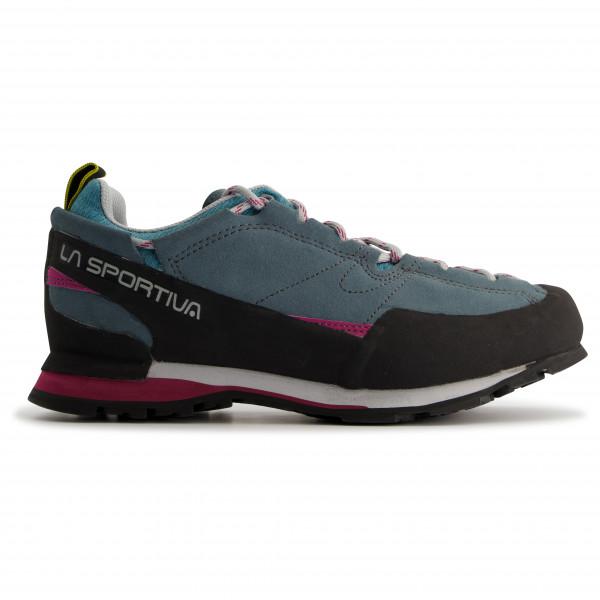 La Sportiva - Womens Boulder X - Approach Shoes Size 36 5  Blue