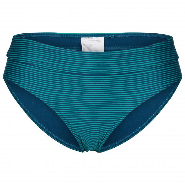 Prana - Women's Ramba Bottom - Bas de maillot taille XS, turquoise/bleu