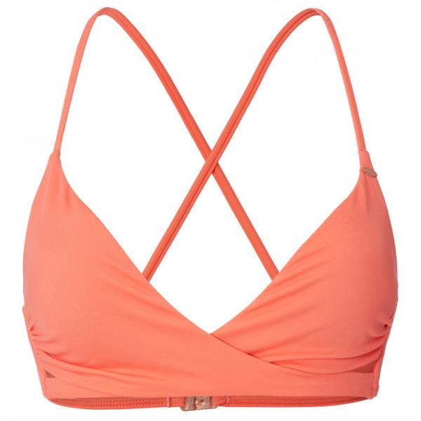 O'Neill - Women's Baay Mix Bikini Top - Bikini-Top Gr 36 orange/rot 0A8508-3121-36