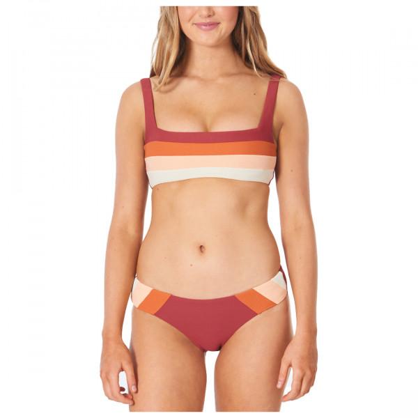 Rip Curl - Women's Golden Days Block Bra Top - Bikini-Top Gr L;M;S;XS beige GSIHG9