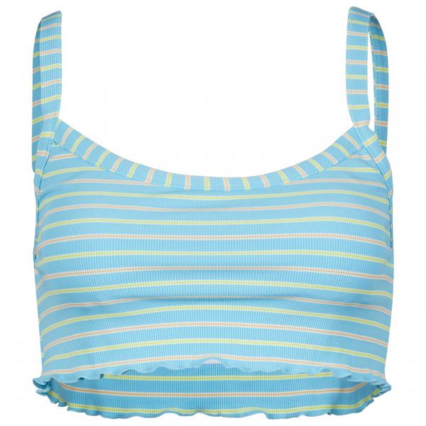Volcom - Women's Next In Line Crop - Bikini-Top Gr L;M;S;XL;XS braun/grau O1012106