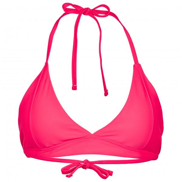 Röhnisch - Women's Averie Bikini Top - Bikini-Top Gr L;M;S;XL;XS schwarz/beige/braun;rot/beige/braun 110544