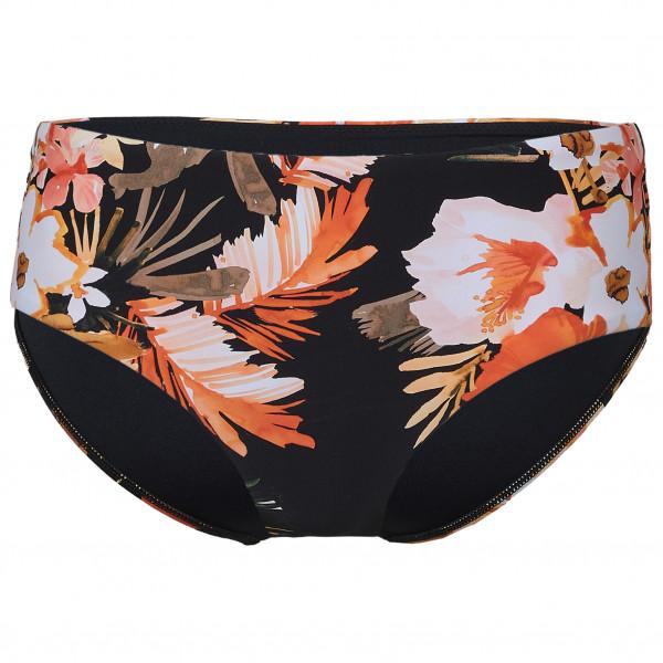 Seafolly - Women's Wide Side Retro VII - Bikini-Bottom Gr 10;12;14;16 beige 40586-852