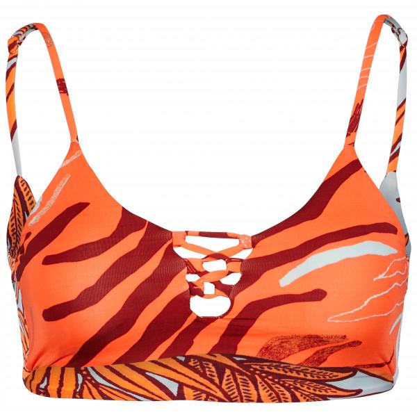Maaji - Womens Feel Serene Costa - Bikini Top Size L  Brown/orange/red