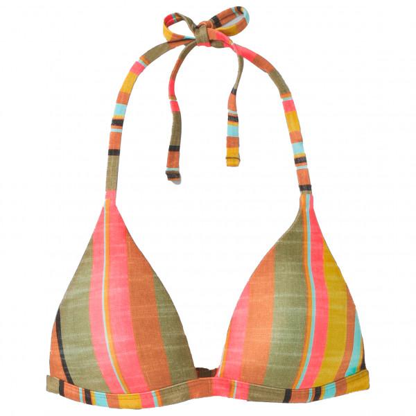 Prana - Women's Lexie Top - Bikini-Top Gr L orange/rot/beige W11212419-CSST-L