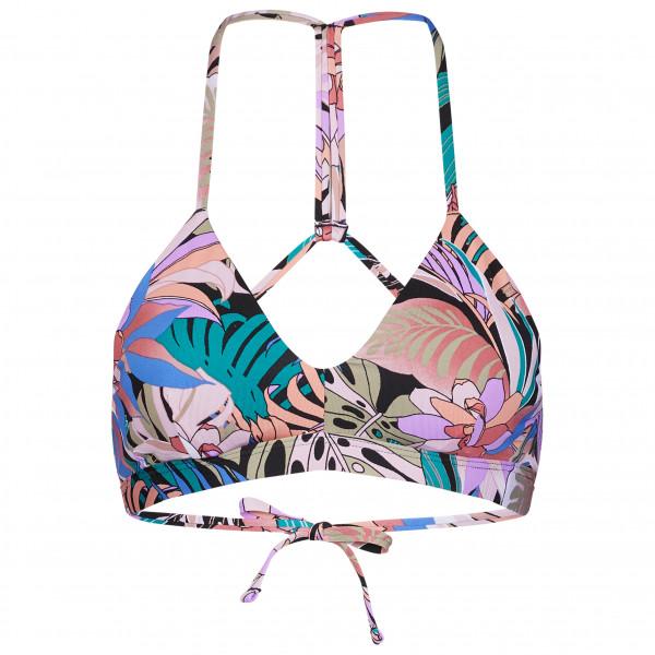 Hurley - Women's Palm Paradise Adjustable Bikini Top - Bikini-Top Gr L;M;S beige HT1008