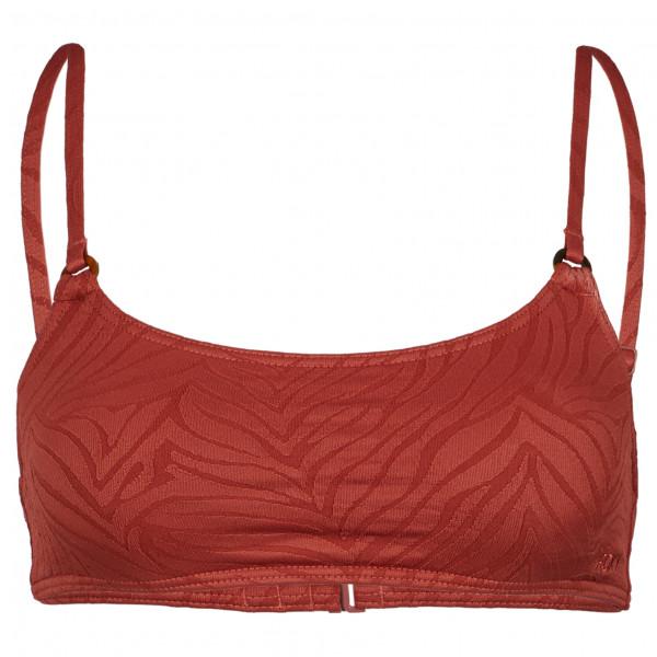 Roxy - Women's Wild Babe Bralette Bikini Top - Bikini-Top Gr L beige/braun ERJX304322-MPD0