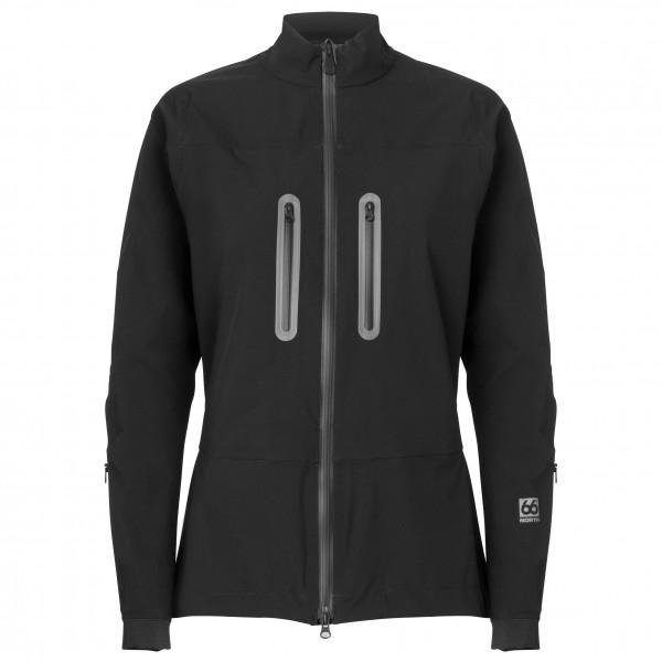 66 North - Stadarfell Light Women's Neoshell Jacket Gr L schwarz