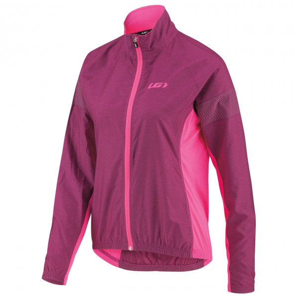 Garneau - Women´s Modesto 3 Jkt - Fahrradjacke Gr XS rosa/lila