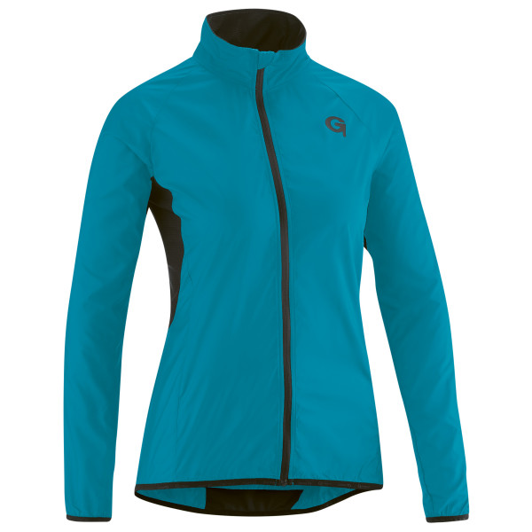 Gonso - Womens Scrivia - Cycling Jacket Size 48  Turquoise