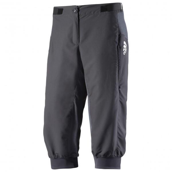 adidas Women´s Trail Sport Shorts Fietsbroek maat XS zwart-grijs